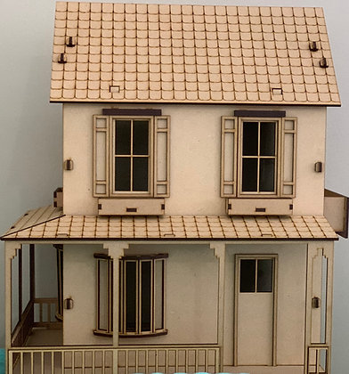 Christene M 3mm Dollhouse