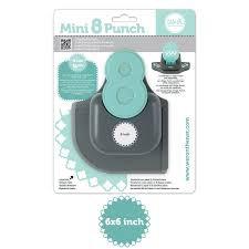 WRMK Mini 8 *Trellis Punch*