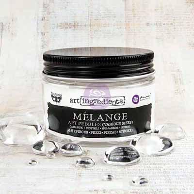 Art Ingredients - Melange Stones