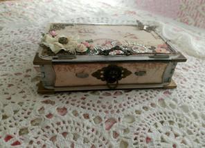 Trinkets and Treasures Book Box
