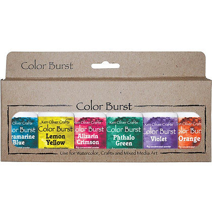 Ken Oliver Colour Burst - Brights