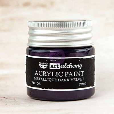 Art Alchemy - Metallique Dark Velvet