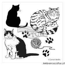 Carmen Medlin - Mini Kitties 583s