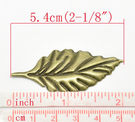 Leaf Filligree