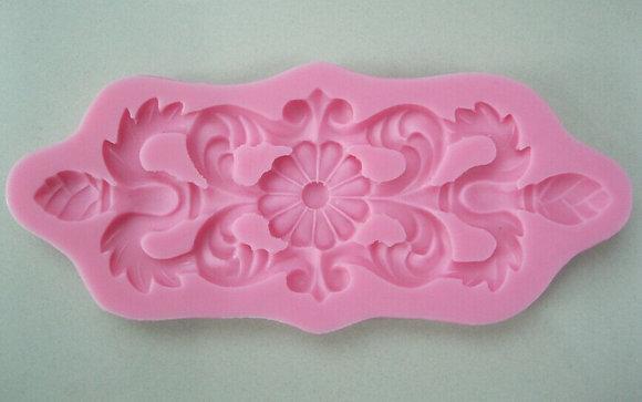 Centre Flower Lace Mould