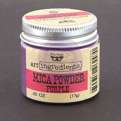 Art Ingredients - Mica Powder - Purple
