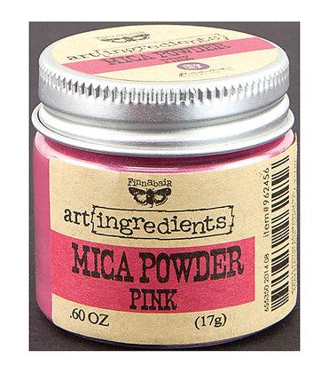 Art Ingredients - Mica Powder - Pink