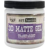 Art Basics - Soft Matte Gel 8.5oz