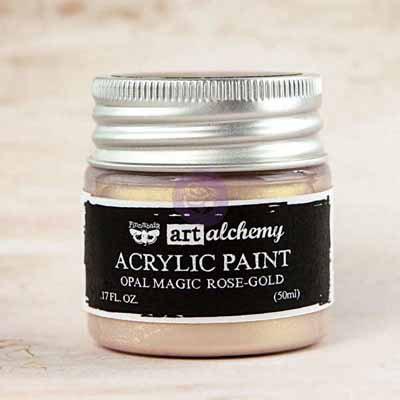 Art Alchemy - Opal Magic Rose Gold