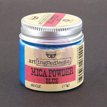 Art Ingredients - Mica Powder - Blue