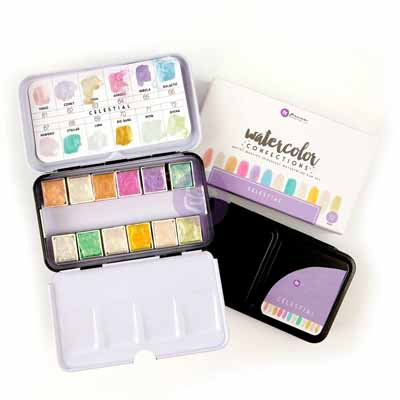 Watercolour Confections - Celestial