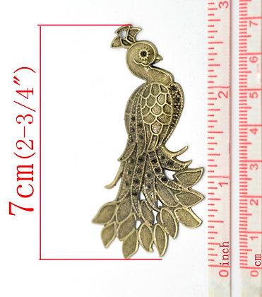 Peacock Filligree
