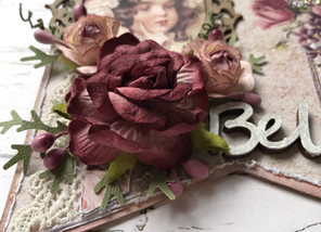 Shabby Chic Styled  Banner