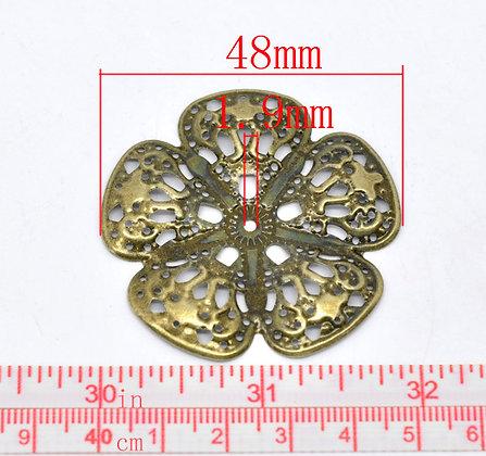 Medium Flower Filligree