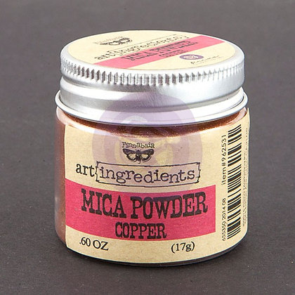 Art Ingredients - Mica Powder - Copper