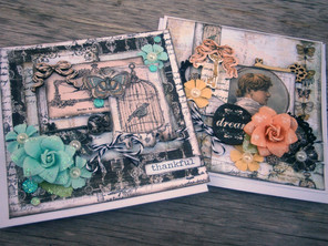 Cards and Canvases Prima - Epiphany Collection