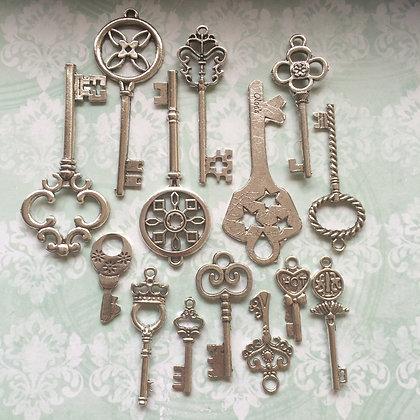 Silverado Key Set
