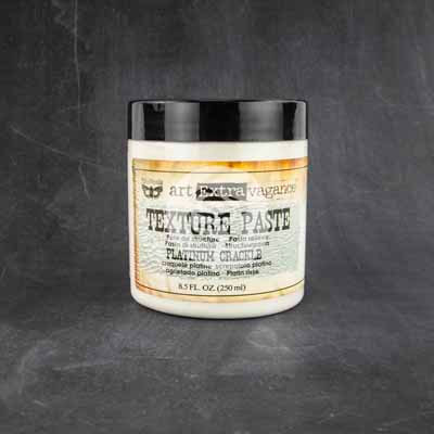 Art Basics - Texture Paste - Platinum Crackle