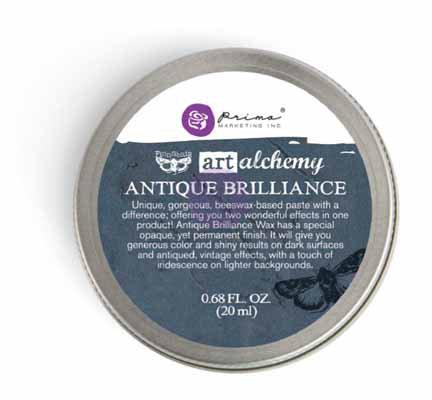Art Alchemy - Antiq Brilliance - Mystic Turquoise