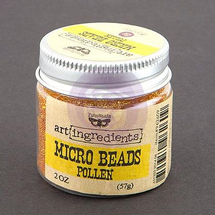 Art Ingredients Micro Beads - Pollen
