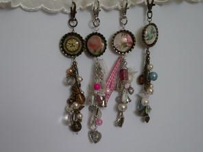 Bottlecap Keychains...