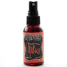 Dylusions Ink Spray - Tangerine Dream