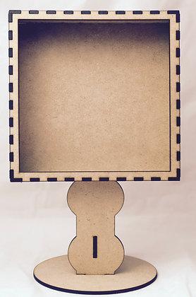 Shadow Box Stand 6x6