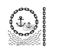 TCW Mini 6x6 Nautical Chains 569