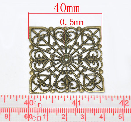 Square Filligree