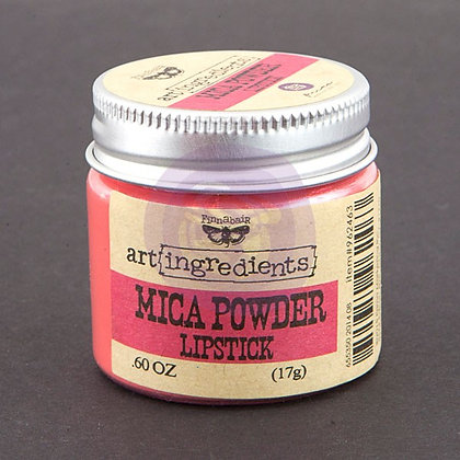Art Ingredients - Mica Powders - Lipstick