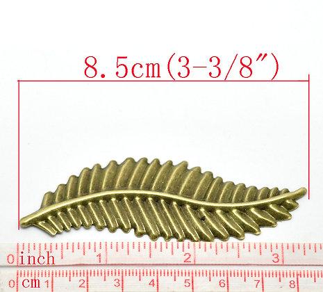Large Leaf Filligree