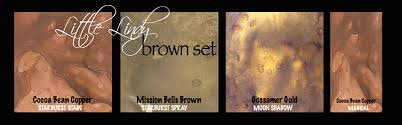 Little Lindy's Brown Set