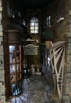 HP Knockturn Alley Kit