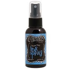 Dylusions Ink Spray - London Blue