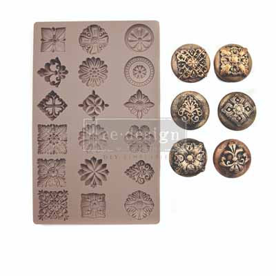 Redesign Moulds - Curio Trinkets