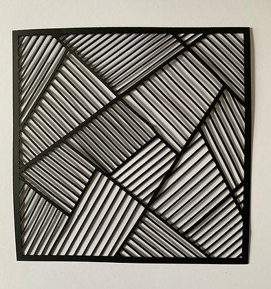 Corrugation Stencil