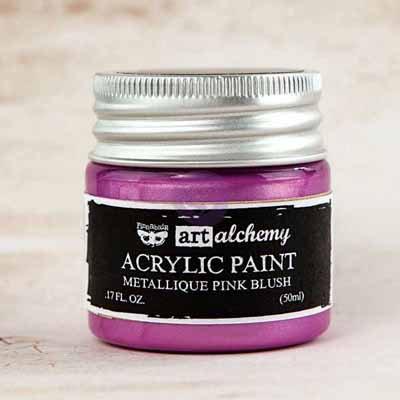 Art Alchemy - Metallique Pink Blush