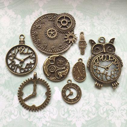Steampunk Clock Pack