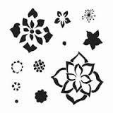 Balzer Designs Mini Layered Flowers 6x6 295