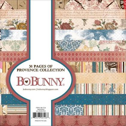 Bo Bunny Provence 6x6 Paper Pad