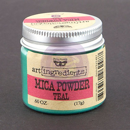 Art Ingredients - Mica Powder - Teal