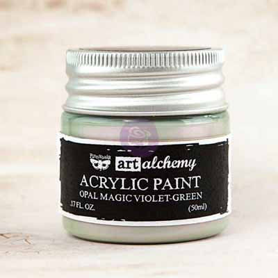 Art Alchemy - Opal Magic Violet Green
