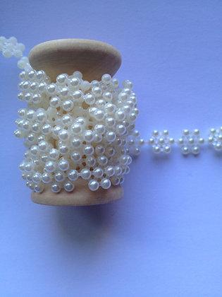 Flower Pearl Trim