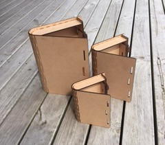Book Box Set Part 1 of 2