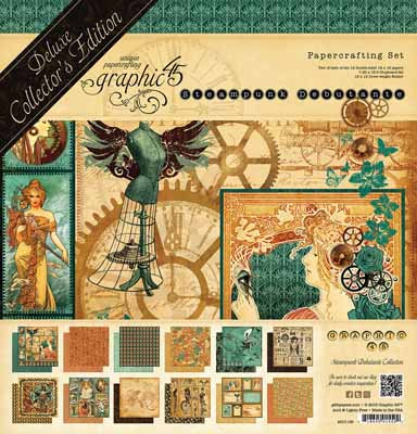 Steampunk Debutante Deluxe Collectors Edition