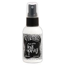Dylusions Ink Spray - White Linen