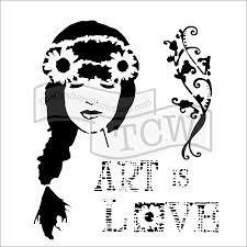 Rebekah Meier Mini Art Is Love 703s