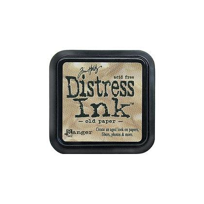Tim Holtz Distress Ink Pad - Old Paper