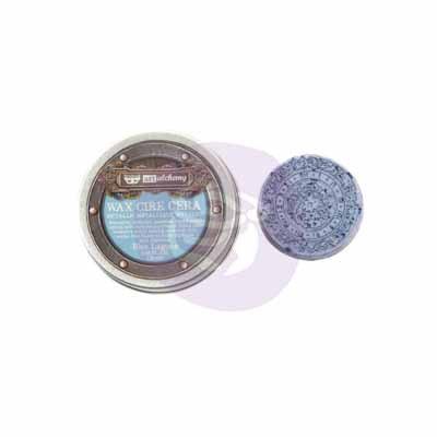 Metallique Wax - Blue Lagoon
