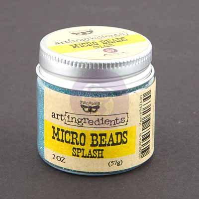 Art Ingredients Micro Beads - Splash